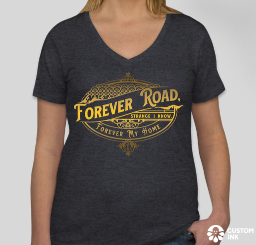 Forever Road, strange I know, forever my home