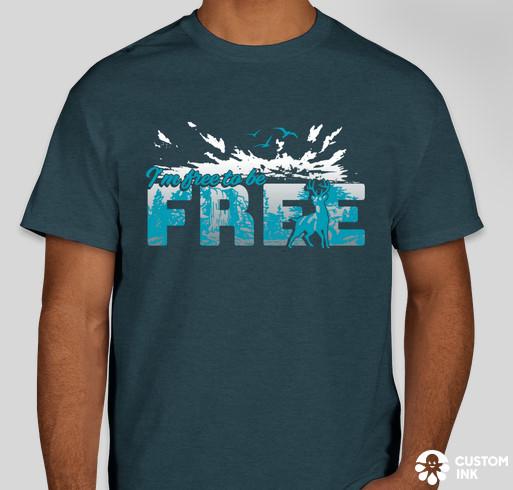 I'm free to be free